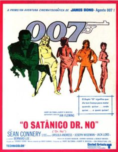 """Filme """"007 e O Satanico Dr. No"""" -  20.05.2015"""