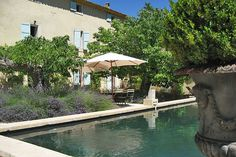 Haven in Paris : Provence Luxury Vacation Villa & Holiday Rental: Villa St Saturnin, St. Saturnin les Apt Apartment Rental