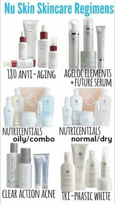 NuSkin has a skincare system for EVERYONE! Let me help you find which one works best for YOU! Msg me here or fb Laura Bukenhofer or Renewed youth by laura All Natural Skin Care, Anti Aging Skin Care, Organic Skin Care, Beauty Box, Beauty Skin, Skin Care Regimen, Skin Care Tips, Nu Skin Ageloc, Skin Care Center
