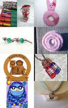 Gift Ideas Under $15 by Bonnie Sernesky - Click on the image to see all the items!