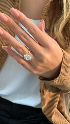 Cute Engagement Rings, Engagement Ring Shapes, Engagement Ring Cuts, Designer Engagement Rings, Wedding Jewelry, Cartier Wedding Rings, Ring Verlobung, Dream Ring, Diamond Are A Girls Best Friend