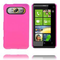 Hard Shell (Rosa) HTC HD7 Deksel