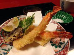Best Crispy Tenpura - Kaiseki in Kyoto