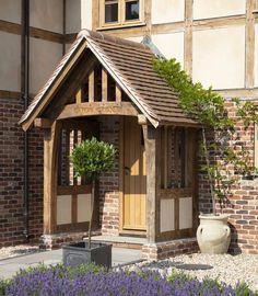 Border Oak Porches | Border Oak