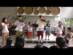 Canon and Kang Kao Kin Kluay @ Noon concert - YouTube