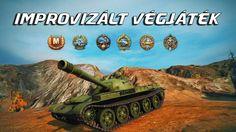 World of Tanks: Improvizált végjáték (T-62A)