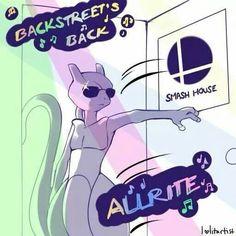 Mewtwo's Return