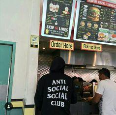 Anti social | social club