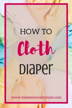 Cloth diapers save money, are better for baby and the enviornment, and are just plain cute! Let me help you make your cloth journey a success by getting off on the right foot!