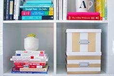 19DIY Decorative Storage Box Ideas