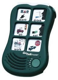 Glenda's Assistive Technology Information and more...: 50 Ways to Use Voice Output Devices