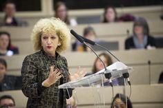 Bernadette Vergnaud, député Européenne