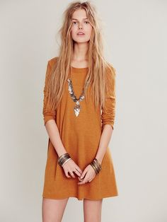 FP Beach Beatnik Tunic at Free People Clothing Boutique