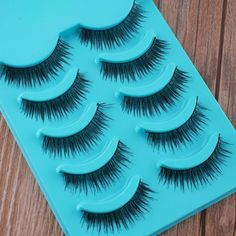 Girl-Cross-Eye-Lashes-Extension-Long-Fake-False-Eyelashes-Thick-Beauty-Cosmetics