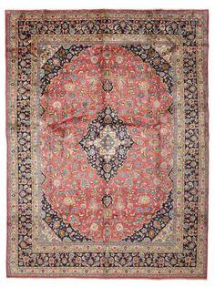 Keshan carpet 291x389