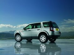 New Land Rover Lr2 Freelander 2 Debuts In London