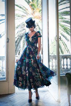 Schönes Vintage Kleid *-*