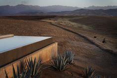 """3,969 Likes, 13 Comments - R o o m   o n   F i r e (@_roomonfire) on Instagram: """"Villa E by @studio_ko in Morocco."""""""