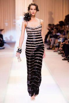 Armani Privé - Fall 2013 Couture 30 - The Cut