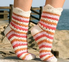 Source: http://www.ravelry.com/patterns/library/120-37-socks-with-stripes-and-lace-pattern-in-alpaca