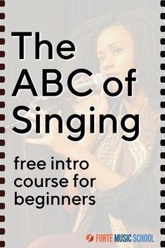 The ABC of Singing You know lessons give you confidence, but you need confidence to go to lessons! This is a short, simple course. With tips and exercises designed for total beginners. You can have a go at singing and see if they would like to take it further. No commitment, no cost. #singingexercisestips #singingtips #singinglessons