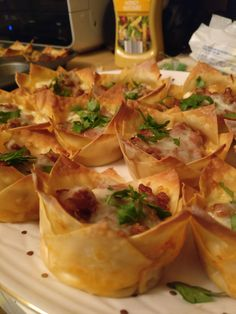 [Homemade] Mini Lasagna Cups #food #foodporn #recipe #cooking #recipes #foodie #healthy #cook #health #yummy #delicious