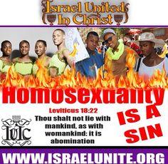 HOMOSEXUALITY IS A SIN! Learn who you are! #growingupbrownskin #wshh #fleek #blackhistory #harambe