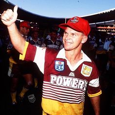 Lets go Bronx! Brisbane Broncos, Rugby League, Cheerleading, Captain Hat, Soccer, Cowboys, Baseball Cards, History, Australia