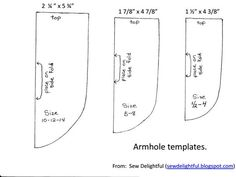 Pillowcase dress armhole template pillow case dresses for Armhole template for pillowcase dress