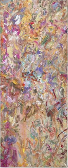 Larry Poons Sister Central, 2014 Acrylic on canvas