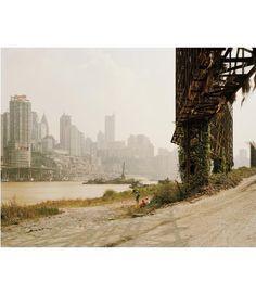 NADAV KANDER Chongqing II, Chongqing Municipality from Yangtze, The Long River, 2006