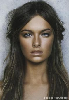 Natural make up- great for summer/beach