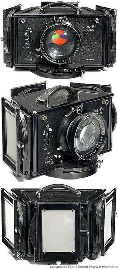 Jos-Pe: Dreifarbenkamera (three-color) camera