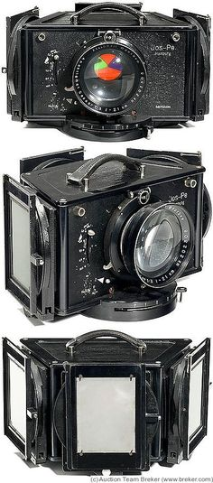 Jos-Pe: Dreifarbenkamera (three-color) camera
