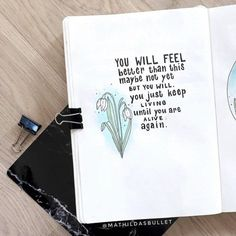 Self Care Bullet Journal, Bullet Journal Quotes, Bullet Journal Inspiration, Cheer Quotes, Me Quotes, Addiction Recovery Quotes, Notebook Doodles, Mental Health Journal, Worth Quotes