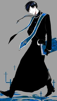 Osomatsu-san Priest!Karamatsu #Anime「♡」Religion AU