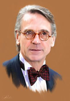 Jeremy Irons by shahin