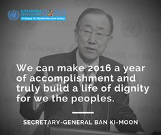 2016: From Vision to Action | United Nations Foundation