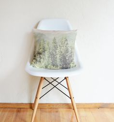 The Trees Photography Pillow Cover