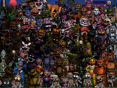 Another 5 nights at freddy's poster I want Fnaf 4, Anime Fnaf, Five Nights At Freddy's, Foxy Wallpaper, Scariest Video Games, Fnaf Wallpapers, Happy 4th Birthday, Freddy 's, Different Kinds Of Art