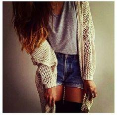 Fashion for teen girls // tumbler. Summer2k13/fun outfits