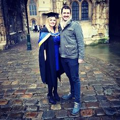 Graduation times in Lincoln  Very proud boyfriend