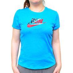 Nike Womens Run US Blue W3 - FixShippingFee- - TopBuy.com.au