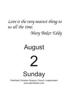 Mary Baker Eddy, Daily Calendar, Math, Mathematics, Math Resources, Early Math