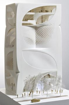 UNStudio / Louis Vuitton flagship store