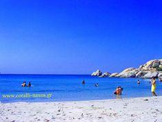 Island of Naxos in Greece