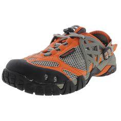 Outdoor Sport Mens Orange Mesh Athletic Shoes Sneakers 5.5 Medium (D)  #OutdoorSport #AthleticSneakers