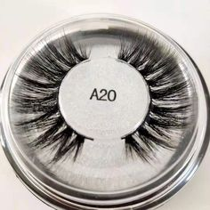 I love these eyelashes! They look very natural but dramatic at the same time. I will only be wearing these from now on. Silk Lashes, Fake Lashes, 3d Mink Lashes, False Eyelashes, Makeup Kit, Makeup Tools, Bright Eyes, Cleansing Oil, Cruelty Free