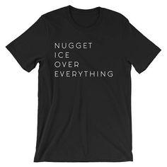 Nugget Ice Shirt Nugget Ice T Shirt Nugget Ice TShirt Nugget Ice T-Shirt Nugget Ice Tee Ice Cube Shirt Ice Cube T Shirt Ice Cube Tshi by 25VintagePlace