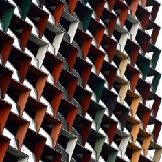 Architectural Patterns by Manuel Mira Godinho – Fubiz™